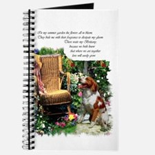 Brittany Spaniel Art Journal