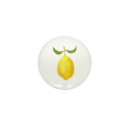 Lemon mini button by floatinglemons for Lemon button