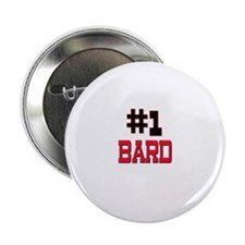 "Number 1 BARD 2.25"" Button"