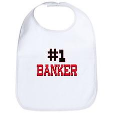 Number 1 BANKER Bib