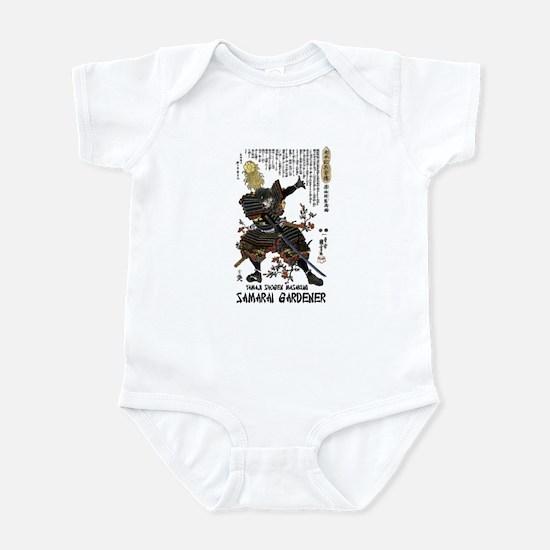 Samarai Garden Warrior Infant Bodysuit
