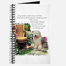 Old English Sheepdog Journal