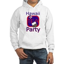 No Date: Hawaii Tea Party Hoodie