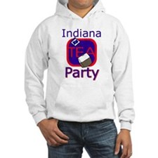 No Date: Indiana Tea Party: Hoodie