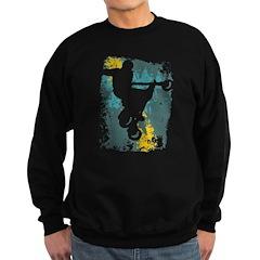 AIRBORN NO. 36 Sweatshirt (dark)