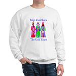 Hurricane Katrina Survivor Sweatshirt
