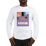 Dog Ice Breaker Long Sleeve T-Shirt