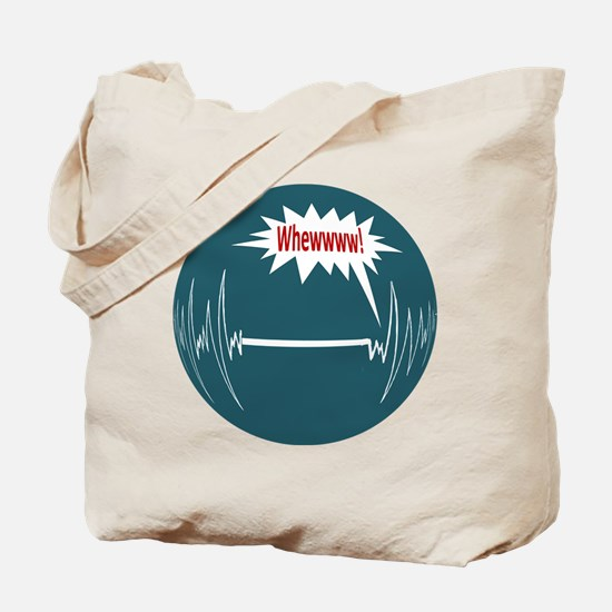 Survived Tote Bag