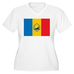 Romania Flag 1965 T-Shirt