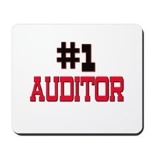 Number 1 AUDITOR Mousepad