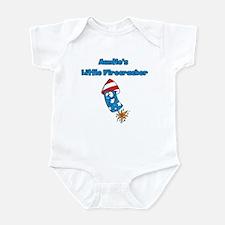 Auntie's Little Firecracker Infant Bodysuit
