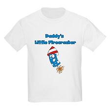 Daddys Little Firecracker T-Shirt