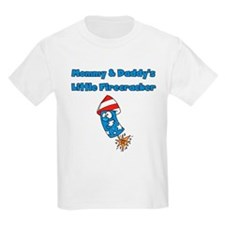 Mommy and Daddys Firecracker T-Shirt