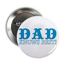 "Dad Knows Best 2.25"" Button (100 pack)"