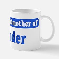 Grandmother of Xander Mug