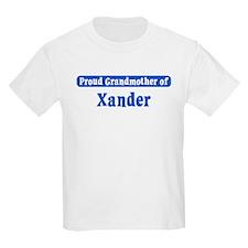 Grandmother of Xander T-Shirt