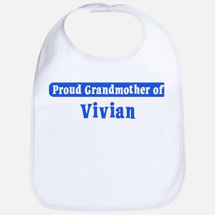 Grandmother of Vivian Bib