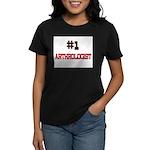 Number 1 ARTHROLOGIST Women's Dark T-Shirt