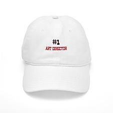 Number 1 ART DIRECTOR Baseball Cap
