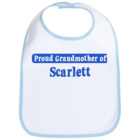 Grandmother of Scarlett Bib