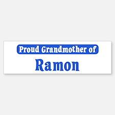 Grandmother of Ramon Bumper Bumper Bumper Sticker