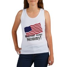 Welcome Home Mommy Women's Tank Top