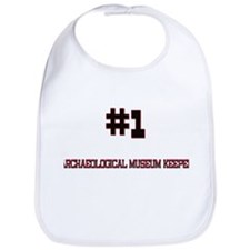 Number 1 ARCHAEOLOGICAL MUSEUM KEEPER Bib