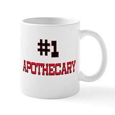 Number 1 APOTHECARY Mug