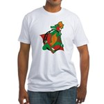 Dragon C Fitted T-Shirt