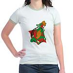 Dragon C Jr. Ringer T-Shirt