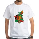 Dragon C White T-Shirt