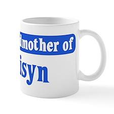Grandmother of Madisyn Mug