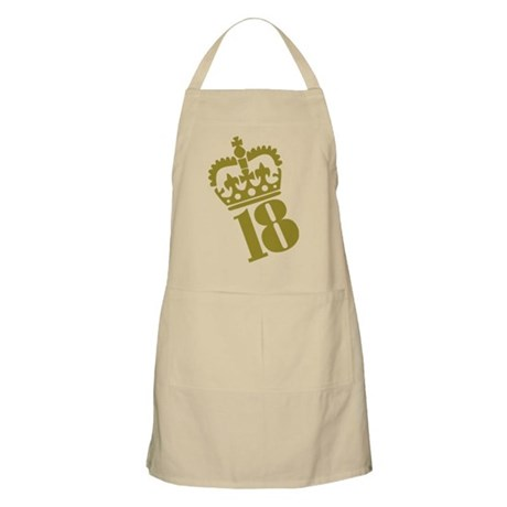 18th Birthday BBQ Apron