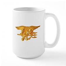 Navy Seals Insignia Mug