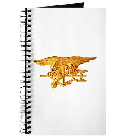 Navy Seals Insignia Journal