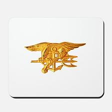 Navy Seals Insignia Mousepad