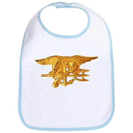 Navy Seals Insignia Bib