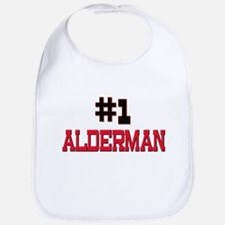 Number 1 ALDERMAN Bib