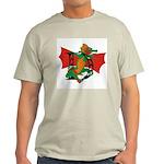 Dragon D Ash Grey T-Shirt