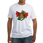 Dragon D Fitted T-Shirt