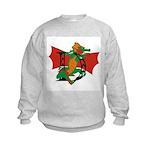 Dragon D Kids Sweatshirt