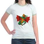 Dragon D Jr. Ringer T-Shirt