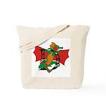 Dragon D Tote Bag