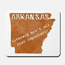 Vintage Arkansas Mousepad