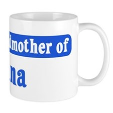 Grandmother of Joana Mug