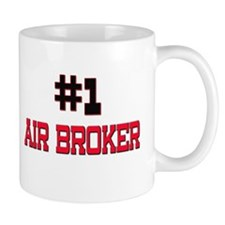 Number 1 AIR BROKER Mug