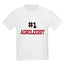 Number 1 AGROLOGIST T-Shirt