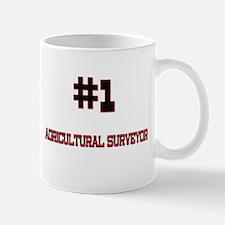 Number 1 AGRICULTURAL SURVEYOR Mug