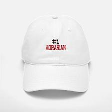 Number 1 AGRARIAN Baseball Baseball Cap