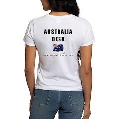 2-Logo_Address T-Shirt